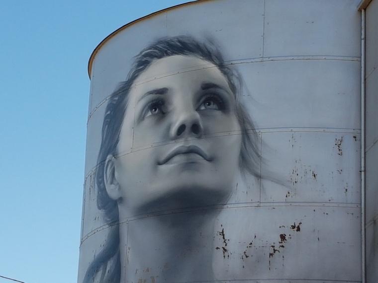 Ebony Baker Rapunyup silo